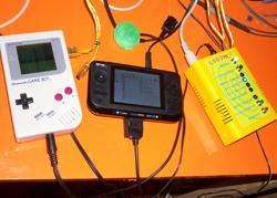 LittleGPTracker - the little Tracker for GP2x, PSP, Windows